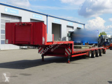 Lück STP35*Tieflader*Rampen*SAF*1 Lift/2 Lenkachsen* semi-trailer used heavy equipment transport