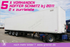 Naczepa Schmitz Cargobull SKO 24/ 2 x ZURRLEISTE / 5 x VORHANDEN !!!!!!!!! furgon używana