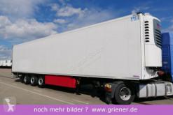 Semi remorque isotherme occasion Schmitz Cargobull SKO 24/ LBW 2000 kg / BLUMEN / DS / LENKACHSE