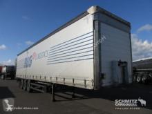 半挂车 侧边滑动门(厢式货车) 二手 Schmitz Cargobull Curtainsider Standard Getränke