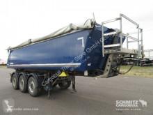 Schmitz Cargobull Kipper Alukastenmulde 24m³ semi-trailer used tipper
