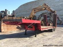 Titan 32S2PE semi-trailer used heavy equipment transport