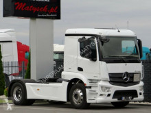 Semi Mercedes ACTROS 1840 / MP4 /LOW CAB / 6600 KG/FULL ADR/