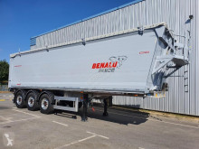 Benalu Aluminium semi-trailer new cereal tipper