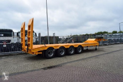 New heavy equipment transport semi-trailer nc TMH - SREX 4DMF 135 AF / NEW EXTANSIBLE HEAVY DUTY LOWBED neuf
