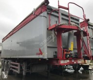 Stas 52m3 semi-trailer used cereal tipper