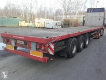 Semitrailer Krone SDP SDP24 platta begagnad