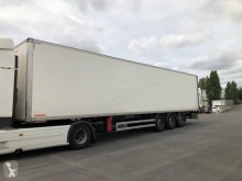Fruehauf plywood box semi-trailer Fourgon