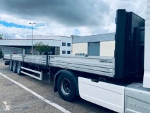 Fruehauf semi-trailer used dropside flatbed