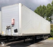 Schmitz Cargobull plywood box semi-trailer