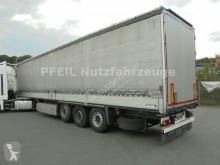 Semi remorque Schmitz Cargobull SCS 24 Bordwandsider-Palettenk.-Edsch Portal savoyarde occasion