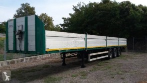 Trailor Cassone con Sedi Per Piantane semi-trailer used dropside flatbed