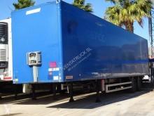 Semirimorchio furgone Fruehauf SR PLYW CAJA CERRADA