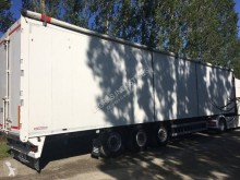 Knapen semi-trailer used moving floor
