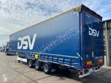 Krone Mega Liner semi-trailer used tautliner