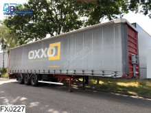 General Trailers tautliner semi-trailer Tautliner Disc brakes, Kooiaap system