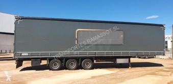 Schmitz Cargobull tarp semi-trailer SCB (S3T)