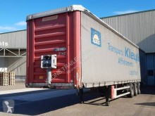 Fruehauf P L S C semi-trailer used tautliner