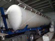 Nc ZVVZ NSA 62 semi-trailer used powder tanker