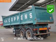 Félpótkocsi AJK OP 17-20/22.5 29m3 Stahl-Kipper használt billenőkocsi