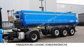 Schmitz Cargobull SKI 24 SL 7.2 Thermomulde Isoliert Stahl Alu Lif semi-trailer used tipper