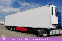Semi remorque frigo Schmitz Cargobull SKO 24/ LBW 2000 kg / BLUMEN / DS / LENKACHSE