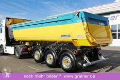 Semi remorque benne Schmitz Cargobull SKI 24 /STAHLMULDE 25 m³ / 6200 kg /el. verdeck
