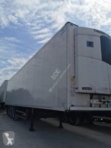 Naczepa chłodnia wielo temperaturowy Schmitz Cargobull
