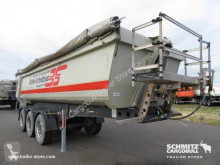 Schmitz Cargobull Semitrailer Tipper Steel half pipe body 24m³ semi-trailer used tipper