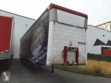 نصف مقطورة ستائر منزلقة (plsc) Schmitz Cargobull Rideaux Coulissant Mega