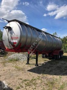 Semitrailer Coder Non spécifié tank livsmedel begagnad