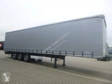 Krone SDP Schiebeplanen Sattelauflieger 27 eLB50-CS semi-trailer used tarp