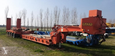 ACTM S70415 semi-trailer used heavy equipment transport