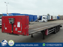 Samro ST39MH semi-trailer used tautliner