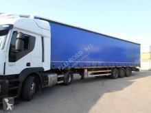 Zorzi SA 700 3R semi-trailer used tautliner