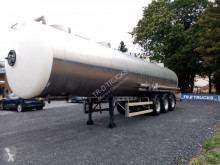 Magyar chemical tanker semi-trailer TANK IN STAINLESS STEEL ADR