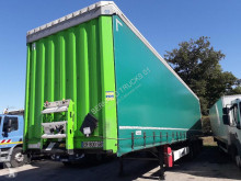 Trailor KRONE SD PLSC L:13640 semi-trailer used tautliner