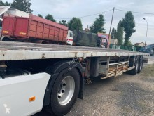 Semitrailer Titan CS2F11X containertransport begagnad