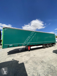 Semitrailer skjutbara ridåer (flexibla skjutbara sidoväggar) Krone Non spécifié