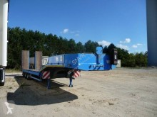 Verem Semi-remorque porte-engins semi-trailer used heavy equipment transport
