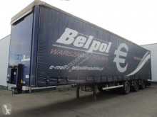 Renders BPW , Curtainside Trailer semi-trailer used tautliner