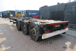 Krone container semi-trailer SDC 27 / MB Disc / 2x Extendable