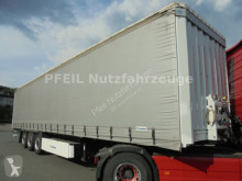 Krone SD Tautliner- BPW- LIFT- Code XL + Getränke semi-trailer used tarp