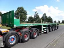 Semirremolque caja abierta Nooteboom 0VB-102-06 ballast trailer