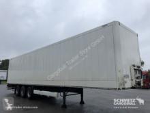 Semitrailer transportbil Krone Trockenfrachtkoffer Standard