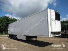 Semitrailer Schmitz Cargobull Tiefkühlkoffer Multitemp Doppelstock Trennwand isoterm begagnad