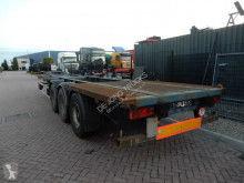 Container semi-trailer SNF Chassis / 1x 20 FT / 1x 30 FT / 2x 20 FT / 1x 40 FT