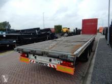 Semirremolque Schmitz Cargobull S01 caja abierta usado