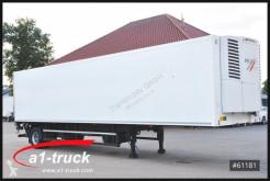 Semirremolque frigorífico Schmitz Cargobull Rohr, City, verzinkt, Lenkachse, 3061 BStd. !