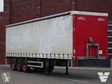 Tautliner semi-trailer Tautliner - BPW Axle - Kooiaap - Forklift connection